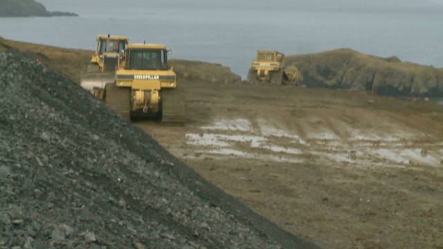 2011: Alaska's $77M 'airport to nowhere'