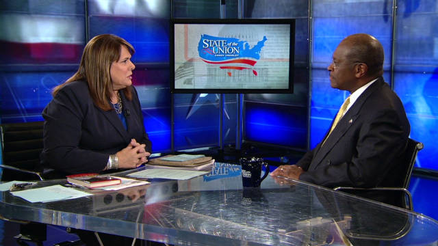 Getting to Know Herman Cain