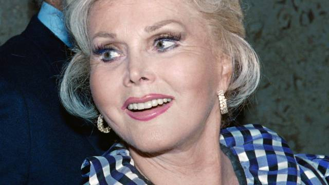 1991: Zsa Zsa on her legendary love life