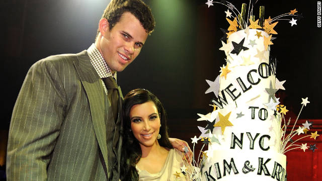 """I would go to Oklahoma City. We're not going to live a separate life,"" Kim Kardashian said about her husband Kris Humphries."