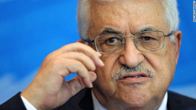 Palestinian Authority President Mahmoud Abbas made a bid for the U.N. to recognize a Palestinian state last month.