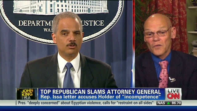 Attorney General Holder accused of lying