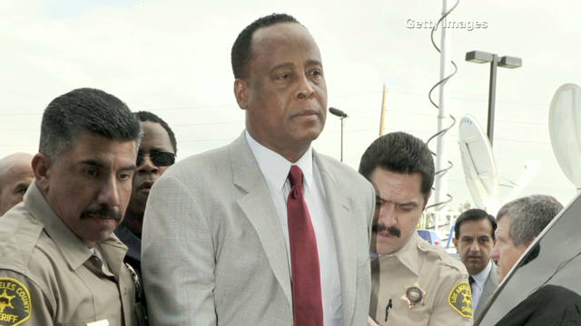 Dr. Conrad Murray's story in his own words