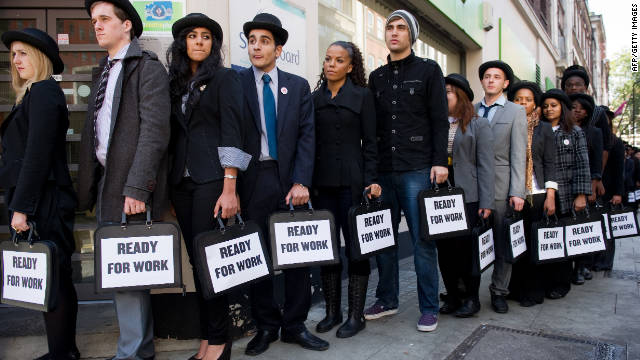 Tackling Europe's jobless youth crisis