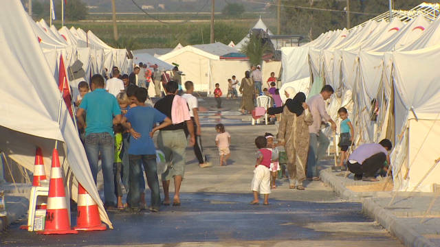 Living in Turkey as a Syrian refugee