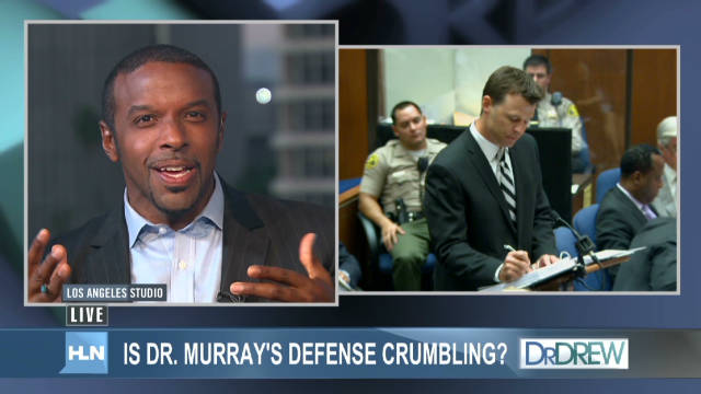 Is Dr. Murray's defense crumbling?