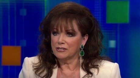 2011: Author Jackie Collins on dealing with loss