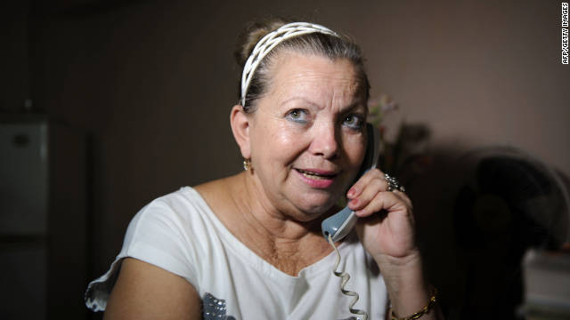 Laura Pollan was a founder of Cuba's Ladies in White, formed after the government cracked down on dissidents in 2003.