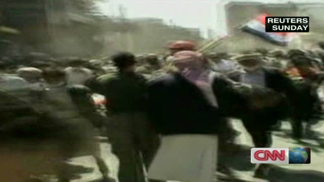 Clashes in Taiz left woman dead