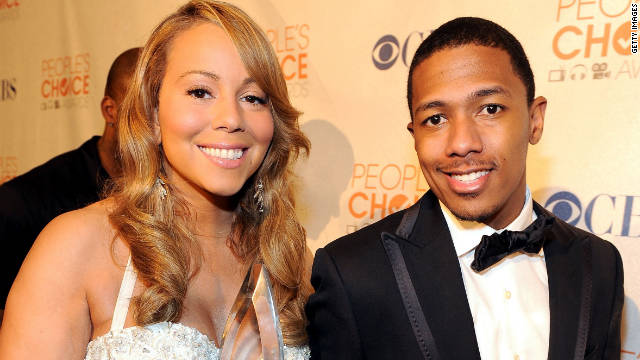 """You guys don't see her at 3 o'clock in the morning ... fixing me soup. Mariah Carey does that,"" Nick Cannon said."