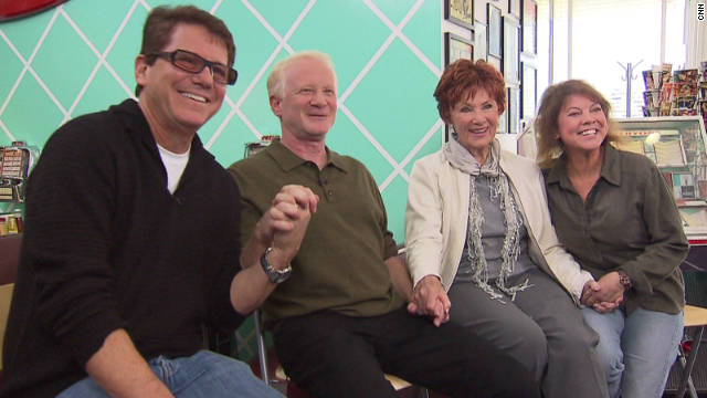 """Happy Days"" stars Anson Williams, Don Most, Marion Ross and Erin Moran are suing CBS for unpaid royalties."