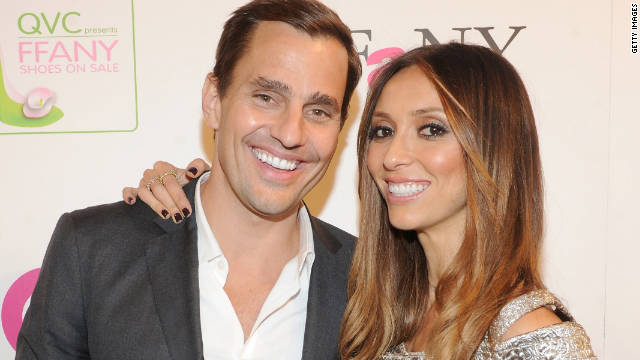 Giuliana Rancic publicly thanked her her husband Bill for sticking by her side since her December 13 operation.