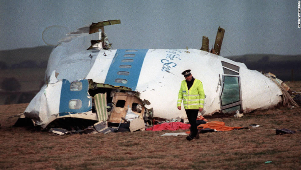 New suspects identified in Lockerbie bombing
