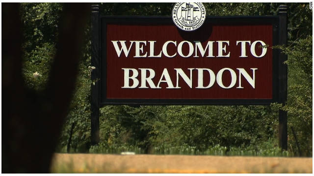 Brandon, Mississippi, is the hometown of many of the teens accused of attacking James Anderson before he was killed.