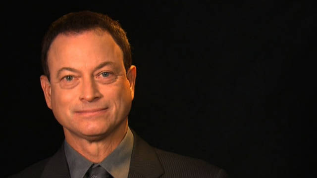 Gary Sinise supports U.S. troops