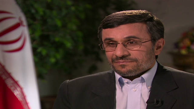 Ahmadinejad: Nuclear bomb era is over