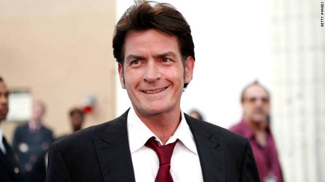 """Everything is a lot more mellow and focused and much more rooted in reality,"" Charlie Sheen says"