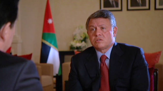 Jordan's king addresses reform