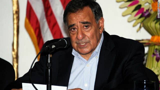 Panetta had praised China a day earlier during the Association of Southeast Asian Nations (ASEAN) Defence Ministers' meeting.