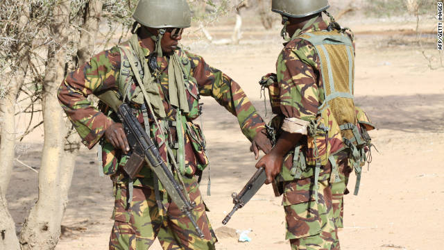 Kenya's Somalia foray could be quagmire