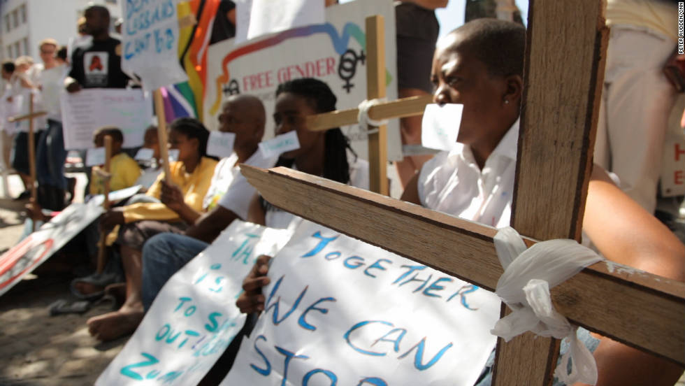 Activists want to see South Africa's justice system take a stronger stance against 'corrective rape.' They're pushing for legislators to make it a hate crime.