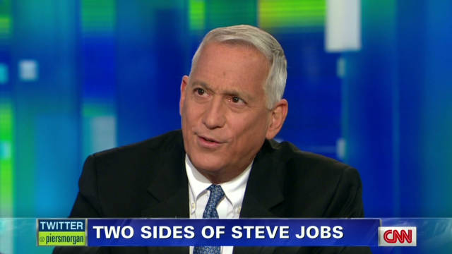 Isaacson gives insight into Jobs' life