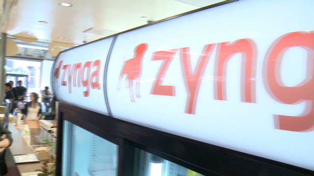 "Zynga, maker of hit social games such as ""Words with Friends,"" is launching its own Web gaming platform."