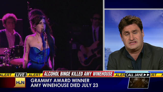 Winehouse 'drank herself to death'