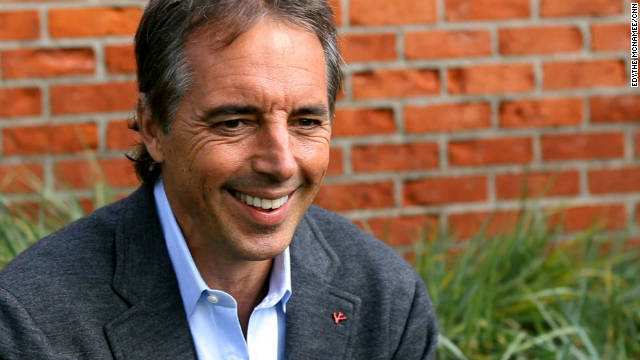 "Dan Buettner is the author of ""Blue Zones: Lessons for living longer from the people who've lived the longest."""