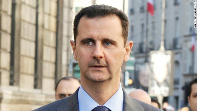 Syrian President Bashar al-Assad has been in power since 2000, when his father died.