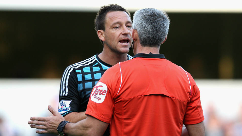 Chelsea captain John Terry will face trial in July for alleged racist abuse of Queens Park Rangers defender Anton Ferdinand during a Premier League match on October 23. Terry, who was stripped of the England captaincy, denies the charges.