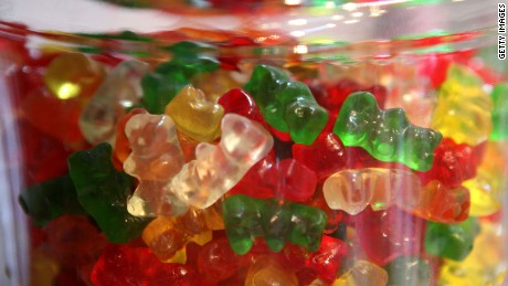 Students told police they believe the gummy bears they ate were laced with marijuana. (FILE PHOTO)