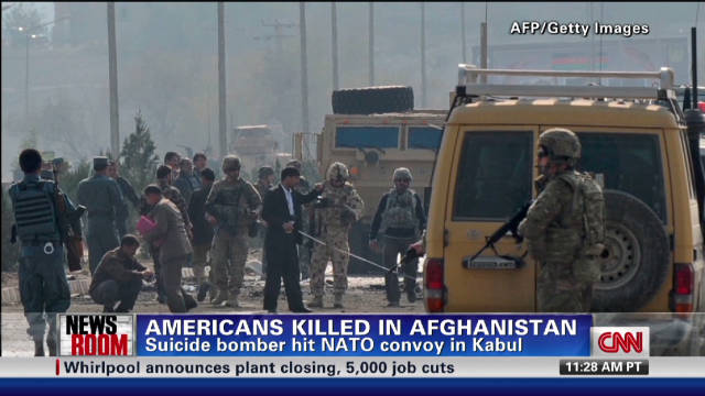 8 civilians, 5 troops die in Afghanistan