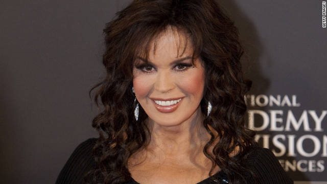 Marie Osmond was released later that evening and even took to the stage less than 24 hours later.