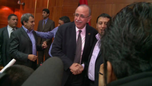 el keib new libya transitional government pm_00001929