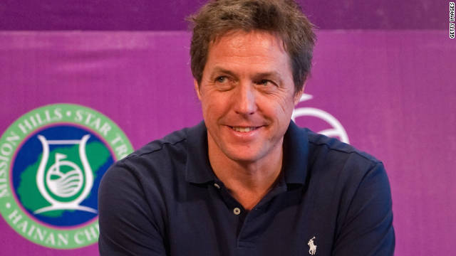 "Hugh Grant who has never married, said in 2009 that he ""hadn't given up hope"" of becoming a parent."