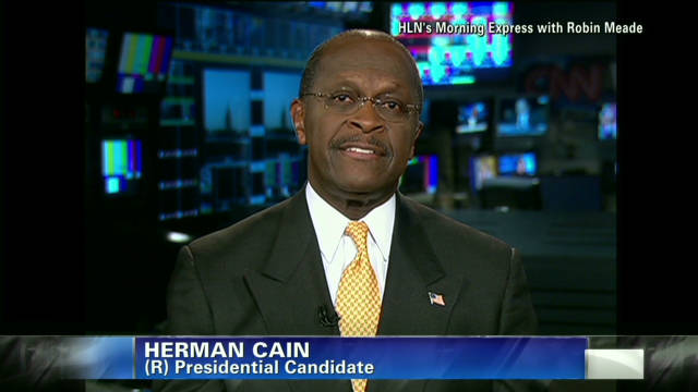 Herman Cain's contradictions