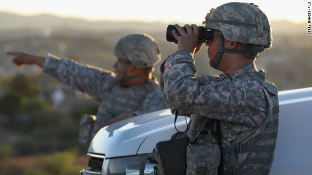 The Department of Homeland Security plans to cut National Guard troops at the Mexican border by 75%, sources say.