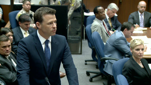 Closing arguments in Murray trial