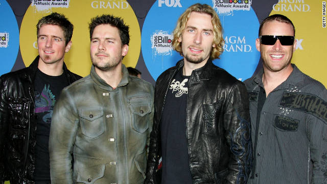 Streams for Nickelback's 'Photograph' rose after that Trump tweet, Billboard says