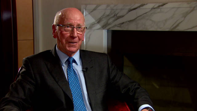Bobby Charlton on 25 years of Ferguson