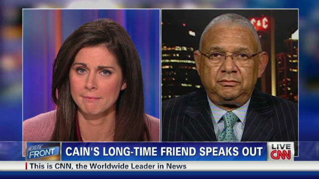 Herman Cain's longtime friend speaks out