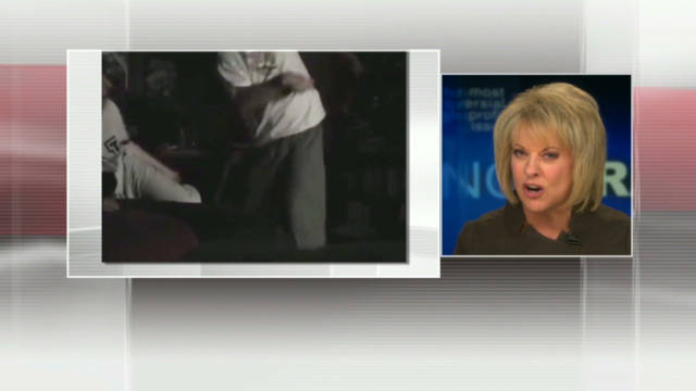 Nancy Grace outrage: Judge beat daughter
