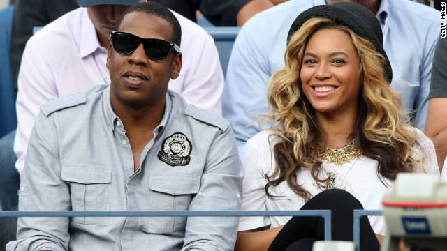 Jay-Z is expecting his first child with wife Beyoncé in February.