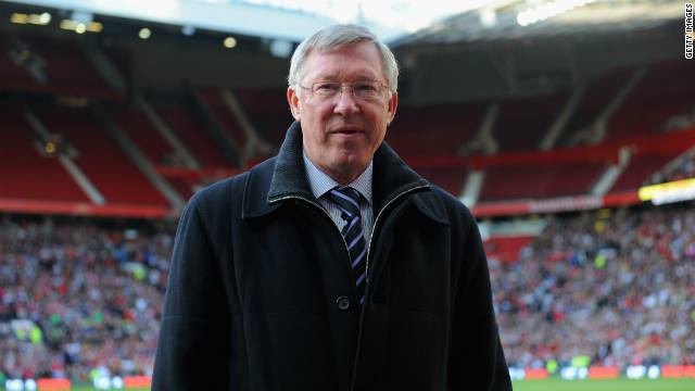 Alex Ferguson arrived at Manchester United from Scottish club Aberdeen in November 1986.