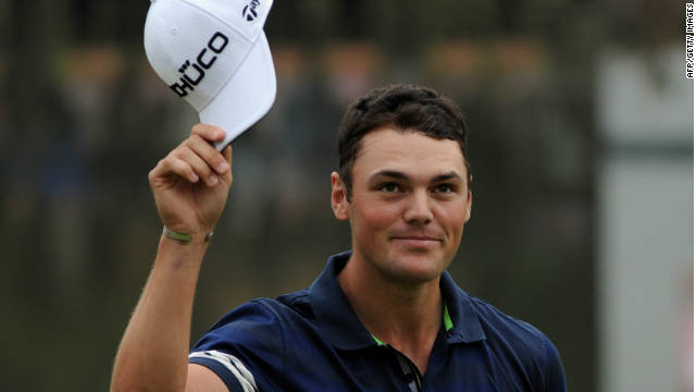 A sensational final round 63 gave Kaymer a three-stroke victory in Shanghai.