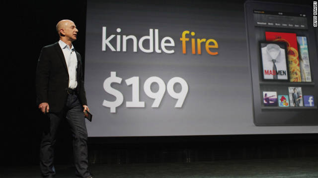 The Fire has the potential to be the first Android-based tablet to give Apple the chills.