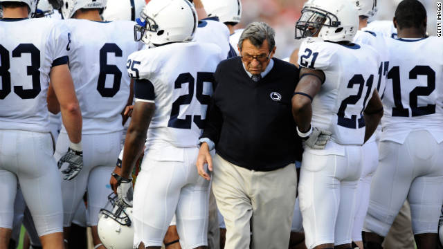 Under head coach Joe Paterno, Penn State football has boasted a reputation for athletic and academic success and integrity.