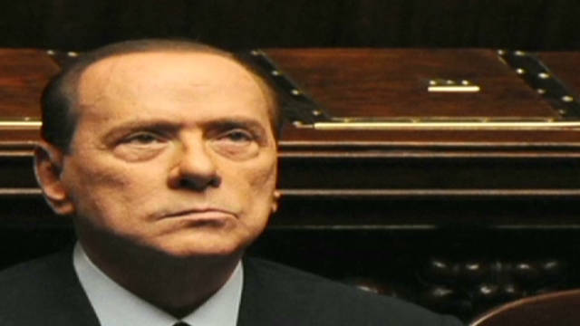 Berlusconi to resign as Italian PM