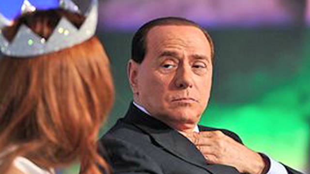 Berlusconi's political history, scandals